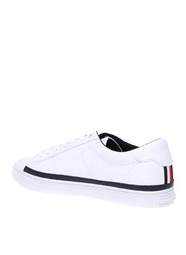 Tommy Hilfiger Tommy Hilfiger Beyaz Sneaker Beyaz